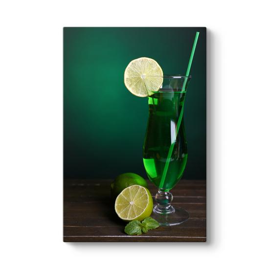 Yeşil Peri Absinthe Tablosu