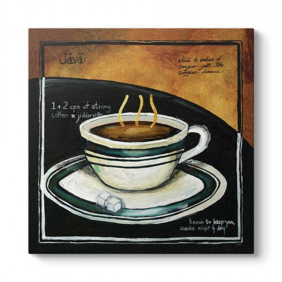 Kahve Java Tablosu