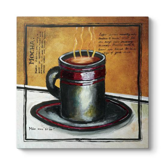 Kahve Mocha Tablosu