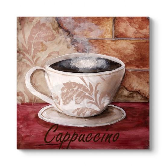 Cappuccino Vintage Tablo