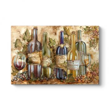 Eski Şaraplar Tablosu