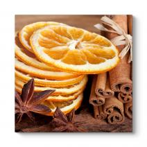 Anason - Tarçın - Portakal Tablosu