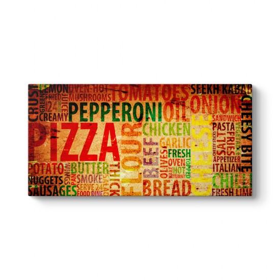 Pizza Panorama Tablo
