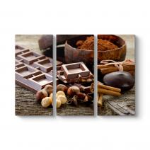 Fındıklı Çikolata Tablosu