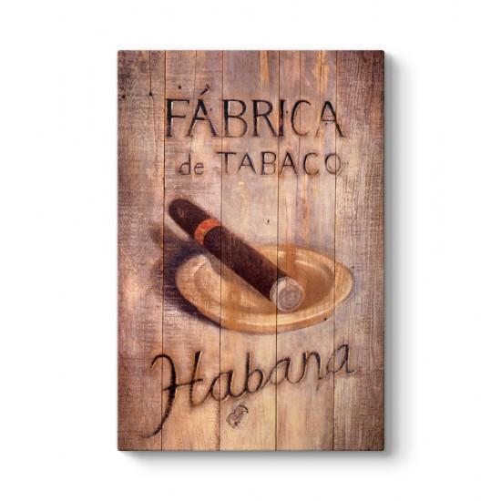 Habana Tabaco Tablosu