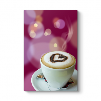 Kalpli Kahve Tablosu