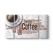 Kahve & Süt Tablosu