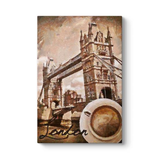 Cafe London Tablosu